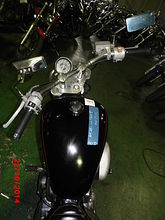 HONDA STEED 400 сравнение NMB10224  (art-00124505) 6