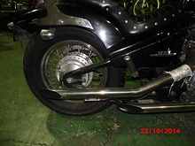 HONDA STEED 400 фото NMB10224  (art-00124505) 12