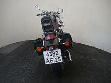 Honda Steed 600 фото NMB10001  (art-00117585) 4