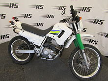 HONDA XL250 DEGREE