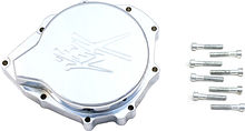 DWS cover (from the generator's.) GSXR1300 (99-07) chrome