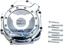 Generator cover Suzuki GSX-R600 (04-05) (chrome)