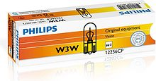 Лампа W3W 12V STD, Philips