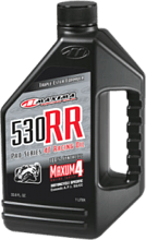 Масло Maxima 530RR 4T Racing Engine Oil - Road Race, 1 л синтетика