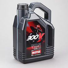 Масло Motul 300V 4T Factory Line Road Racing 10W40, 4 л, синтетика