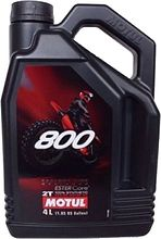 Масло Motul 800 2T Factory Line OFF ROAD 4 л