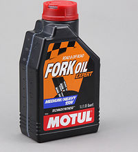 Масло вилочное Motul Fork Oil Expert Medium/Heavy 15W, 1 л