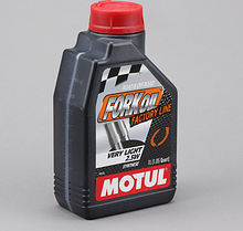 Масло вилочное Motul Fork Oil Factory Line Very Light  2.5W, 1 л