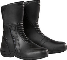 Мотоботы Alpinestars Alpha Touring, чёрные, 43