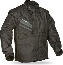 Мотокуртка Fly Racing Patrol, black, M