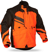 Мотокуртка Fly Racing Patrol, orange, 3XL