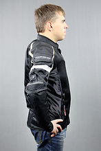 мотокуртка Komine JK-047 slim fit riding blk 4xl продажа 070470015100  (art-00089613) 3