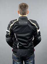 мотокуртка Komine JK-047 slim fit riding blk 4xl описание 070470015100  (art-00089613) 4
