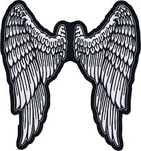 Нашивка Angel Wings