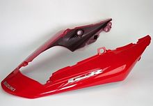 45501-44G00-YHH COVER ASSY,SEAT TAIL(RED) Suzuki