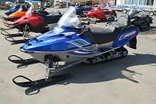 POLARIS 550 EDJE TOURING фото р210  (art-00108705) 5
