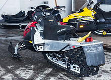 POLARIS RMK 800 ASSAULT 155 фото SN47  (art-00084294) 3