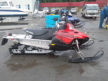 POLARIS RMK 800 ASSAULT 155 продажа СН46  (art-00084293) 3