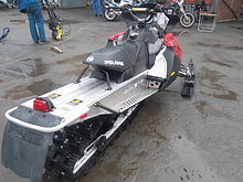 POLARIS RMK 800 ASSAULT 155 фото СН46  (art-00084293) 5