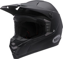 BELL SX-1 Off Road Helmet, matte black, S