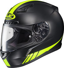 HJC CL-17 Streamline Integral Helmet, black, 2XL