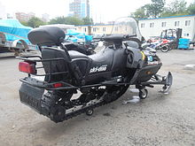 SKI DOO 2UP GRAND TOURING 500 фото СН115  (art-00115668) 5