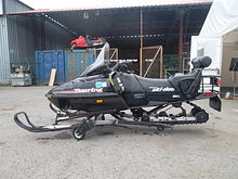 SKI DOO 2UP GRAND TOURING 500 описание СН115  (art-00115668) 4