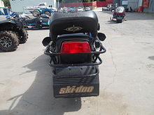 SKI DOO 2UP GRAND TOURING 500 сравнение СН116  (art-00115669) 6