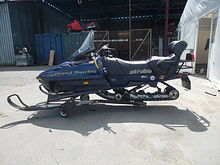 SKI DOO 2UP GRAND TOURING 500 продажа СН116  (art-00115669) 3