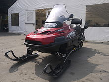 SKI-DOO EXPEDITION 600 купить СН288  (art-00104849) 7