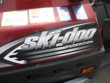 SKI-DOO EXPEDITION 600 продажа СН277  (art-00104829) 16