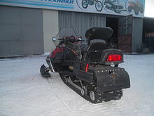 SKI-DOO EXPEDITION 600 фото СН327  (art-00126008) 8