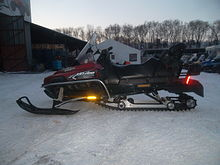 SKI-DOO EXPEDITION 600 сравнение СН327  (art-00126008) 9