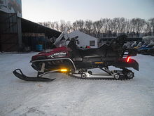 SKI-DOO EXPEDITION 600 купить СН327  (art-00126008) 4