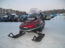 SKI-DOO EXPEDITION 600 сравнение СН327  (art-00126008) 2