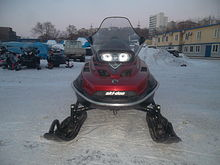 SKI-DOO EXPEDITION 600 цена СН327  (art-00126008) 5