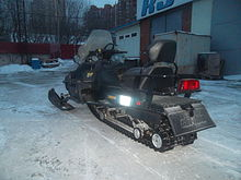 SKI-DOO EXPEDITION 600 продажа SN319  (art-00126001) 8