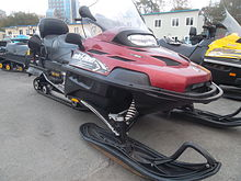 SKI-DOO EXPEDITION 800