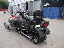SKI-DOO EXPEDITION 800 сравнение СН267  (art-00104781) 5