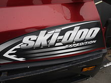 SKI-DOO EXPEDITION 800 видео СН267  (art-00104781) 13