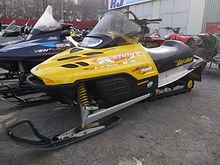 SKI-DOO SUMMIT 700 фото СН195  (art-00122116) 2