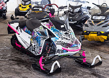 SKI-DOO SUMMIT Freeride 800