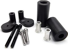 K frame sliders ZRX1100 (99-0000), K ZRX1200R (01-05) without cutting plastic