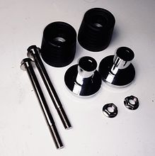 Frame sliders S GSXR600/1300 (05-08)