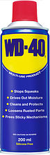 Смазка WD-40, 200 мл