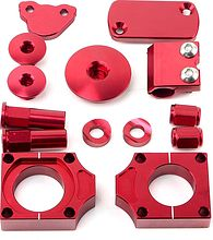 Styling Kit Honda CRF250 2004-2008, CRF250X 2004-2014 red