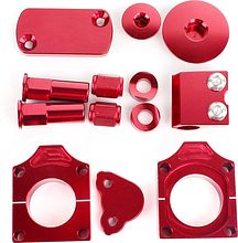 Styling Kit Honda CRF450 2002-2008, CRF450X 2005-2015 red