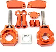 Styling Kit KTM SX85 2013 orange