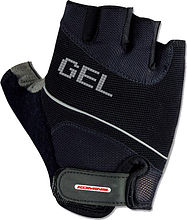 Komine GKC-001 Cycling gloves, black, S