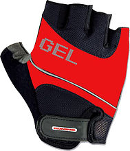Komine GKC-001 Cycling gloves, red, M
